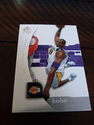 Kobe Bryant SP Authentic for Sale in Casa Grande, AZ