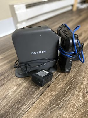 Modem and Router for Sale in Mill Creek, WA
