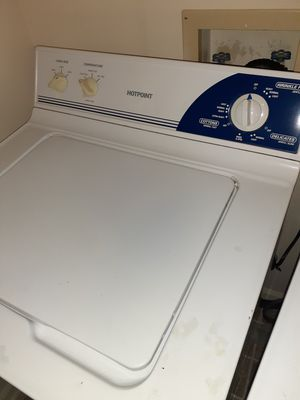 Hotpoint Washer And Dryer for Sale in Burlington, NC