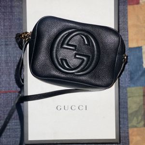 Gucci Soho Small Leather Disco Bag for Sale in Ontario, CA