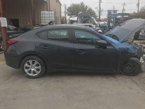2015 Mazda 3 2.0L Parting out for Sale in Dallas, TX
