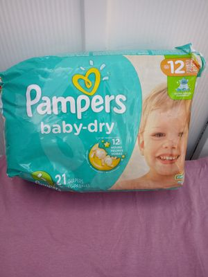 Pampers size 6 for Sale in Los Angeles, CA