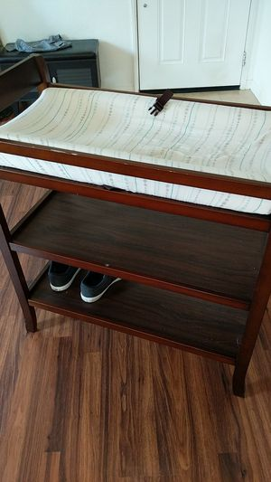 Baby changing table for Sale in Del Sur, CA