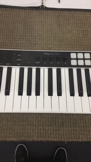 iRigKeys I/O synthesizer for Sale in Chicago, IL