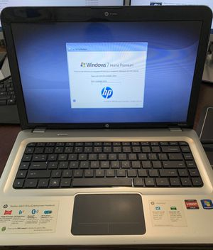 HP Pavilion dv6-3120us Entertainment Notebook With Camera! Great For Gaming for Sale in Peachtree Corners, GA
