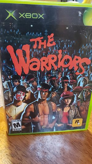 Xbox THE WARRIORS for Sale in Chicago, IL