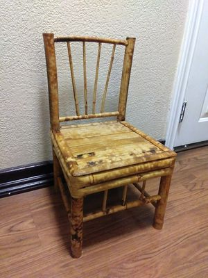 Bamboo chair $15 for Sale in Euless, TX