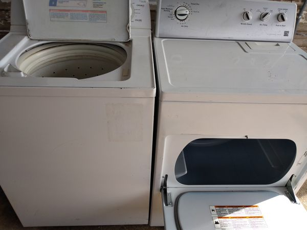 Washer And Electric Dryer For Sale In San Antonio Tx