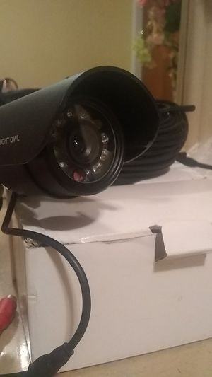 Night owl security camera for Sale in Fresno, CA