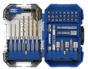 New Kobalt 50pc. Drive & Drill Set for Sale in Hayward, CA