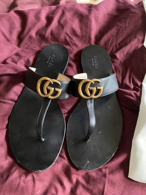 Authentic Gucci slides for Sale in Houston, TX