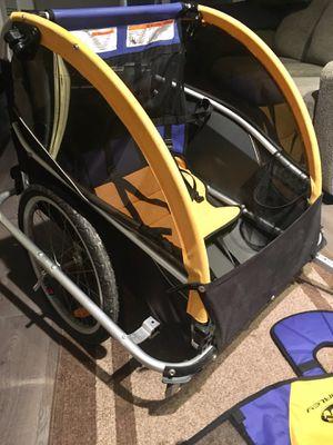 BURLEY D'Lite Bike Trailer Like New OBO 1-Kid for Sale in Denver, CO