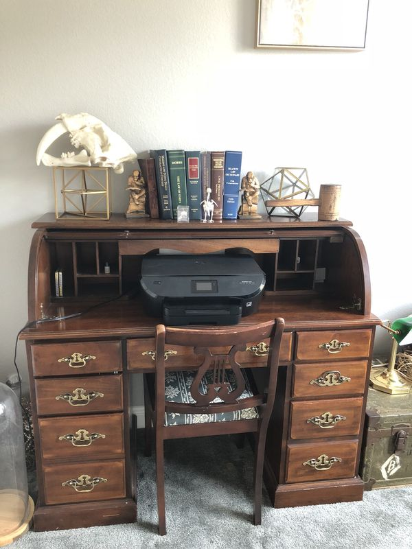 Secretary desk antique