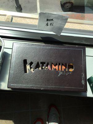 Katamimo box for Sale in Framingham, MA