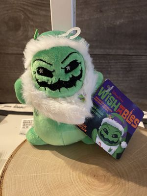 Disney Wishables Oogie Boogie Limited Release for Sale in Tamarac, FL