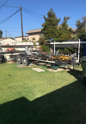 Frame Trailer for Sale in Downey, CA