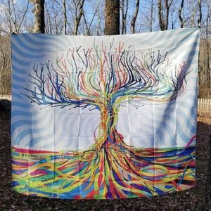 Entangled Tree of Life Tapestry for Sale in New Haven, CT