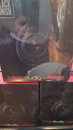 Dr. Dre Beats Studio Wireless Matte Back Special Edition for Sale in Farmington Hills, MI