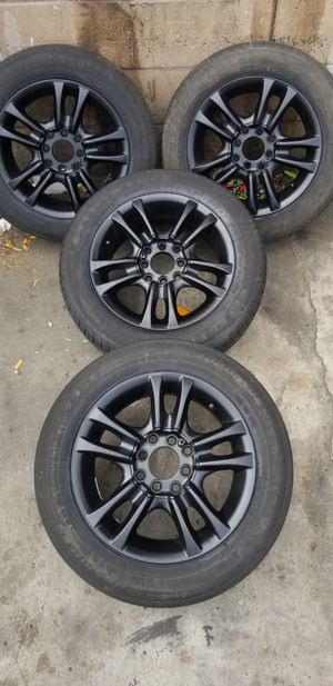 "14"" 4 lug universal racing rims 4x100 and 4x114.3 for Sale in El Monte, CA"