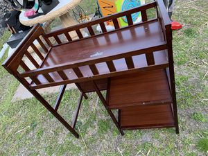 Changing table for Sale in Richmond, VA