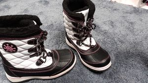 Girls Snow Boots (size 1) for Sale in Twin Lakes, WI