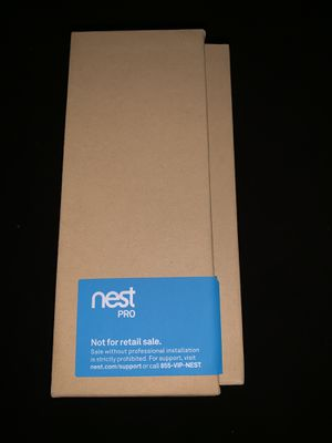 Nest Pro Thermostat for Sale in Los Angeles, CA