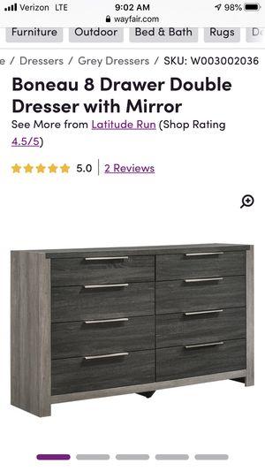 8 drawer dresser - brand new for Sale in Orlando, FL