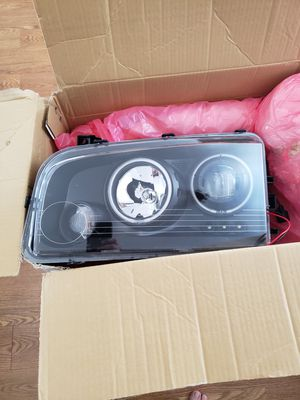 Dodge Charger Headlights (New) for Sale in San Marcos, TX