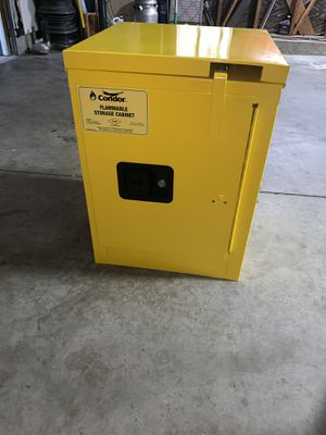 Flammable cabinet for Sale in Ontario, CA
