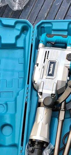 Oferta Jack Hammer Demolition 35LB Nuevo Trae Su Estuches Y Dos Palas for Sale in Las Vegas,  NV