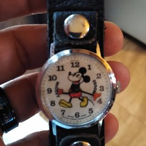 Vintage Bradley Mickey Mouse Watch Circa 1970 for Sale in Tunica, MS