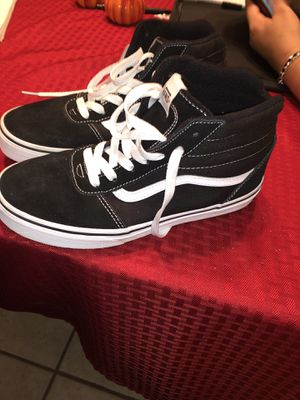 Vans high top kids shoe size 5 for Sale in Odessa, TX