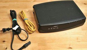 Arris Comcast Telephone Cable DOCSIS 3.0 Modem (TM722G/CT) for Sale in Tigard, OR
