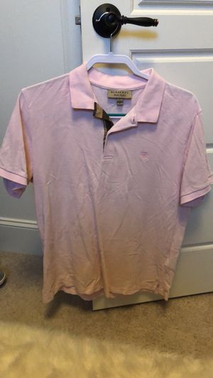 Burberry shirts for Sale in Knightdale, NC