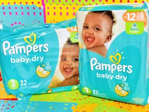 "Bundle "" Pampers * Baby -Dry"" Size #3 for Sale in Bakersfield, CA"