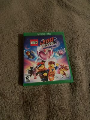 Lego the lego movie game for x box for Sale in Rialto, CA