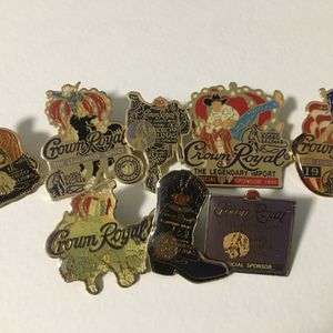 Salinas Rodeo Collectible Pins for Sale in Salinas, CA