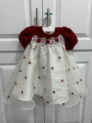 Baby Girl Christmas Dress Size 24M for Sale in Tacoma, WA