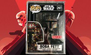 Boba Fett Funko pop starwars for Sale in Bolingbrook, IL