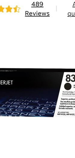 Hp83A Ink toner for Sale in Gig Harbor,  WA