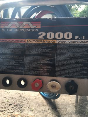 Industrial pressure washer for Sale in Winter Haven, FL