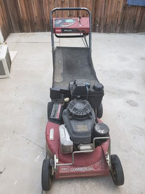 Kawasaki toro comercial lawn mower for Sale in Perris, CA