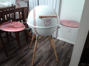 Uv vodka baseball grill for Sale in Denver, CO