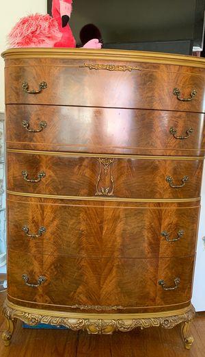 1940s Art Deco Antique Dresser for Sale in South San Francisco, CA