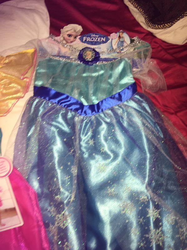 Disney Princess Elsa Dress