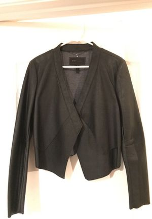 BCBG faux leather jacket for Sale in Dallas, TX