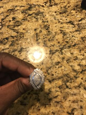 Diamond baguette ring for Sale in Odenton, MD