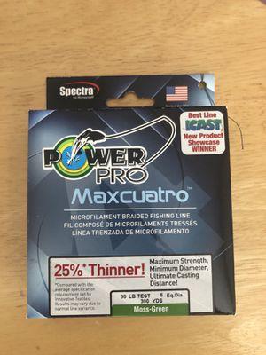 Power pro maxcuatro for Sale in Dunedin, FL