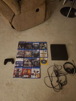 PS4 all accessories for Sale in Akron, OH