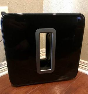 Sonos Subwoofer Wireless for Sale in Huntington Beach, CA